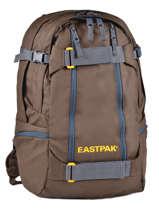 Sac A Dos 2 Compartiments Pc 15 Eastpak Brown pbg PBGK028