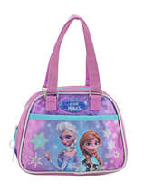 Sac Porté Main Mini Reine des neiges Violet cristal 208615