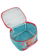 Beauty Case Frozen Blue elsa et anna 8813-vue-porte
