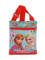 Crossbody Bag Mini Frozen Blue elsa et anna 8873