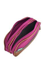 Kit 2 Compartments Cameleon Pink vintage VINTROUS-vue-porte