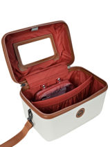 Beauty Case Delsey Blanc chatelet 1670310-vue-porte