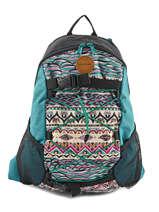 Sac à Dos 1 Compartiment + Pc 15'' Dakine Bleu girl packs 8210-043