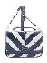 Sac Bandouliere Porte Travers Alston Paul's boutique Blue alston NICALS