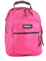 Sac à Dos 2 Compartiments + Pc 17'' Eastpak Rose pbg authentic PBGK09B