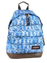 Backpack 1 Compartment Eastpak Blue pbg authentic PBGK811