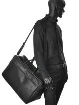Travel Bag Baroudeur Revolution  Foures Black baroudeur revolution E905-vue-porte