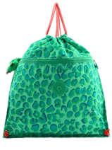 Backpack Kipling Green 9487