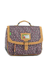 Cartable 1 Compartiment Tann's Gray liberty 5LICA35