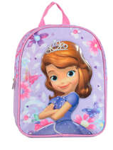 Backpack 1 Compartment Sofia Pink the first 13508
