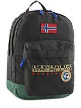 Backpack Napapijri Black north cape 5ANN3R23