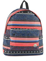 Backpack 1 Compartment Roxy Red back to school JBP03266