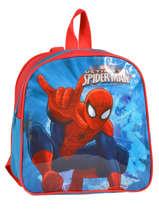 Sac A Dos Mini Spiderman Bleu basic AST0971