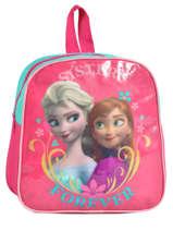 Backpack Mini Frozen Pink basic AST1412
