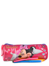 Kit 1 Compartment Minnie Pink basic AST2243-vue-porte