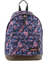 Sac A Dos Wyoming 1 Compartiment Eastpak Rose authentic K811