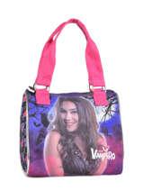 Sac à Main Chica vampiro Violet black pink 699TMF