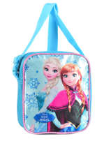 Crossbody Bag Reine des neiges Blue pyping 40476FAN