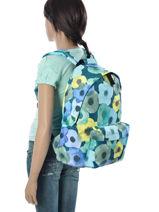 Backpack Rip curl Blue flower mix LBPHQ4-vue-porte