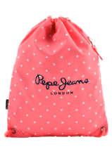 Sac De Sport Pepe jeans Pink stars 63637