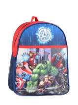 Sac A Dos Avengers Multicolor city 2024107