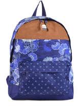 Sac à Dos 1 Compartiment Roxy Bleu back to school JBP03265