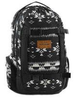 Backpack 2 Compartments Dakine Black girl packs 1000-747