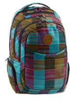 Backpack Dakine Multicolor girl packs 1000-749