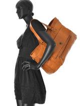 Sac Shopping Totally Royal Cuir Pieces Noir totally royal 17055349-vue-porte