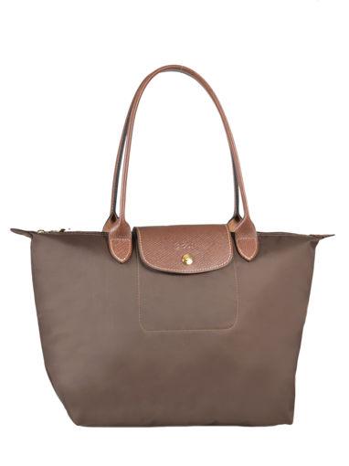 Longchamp Marron Clair