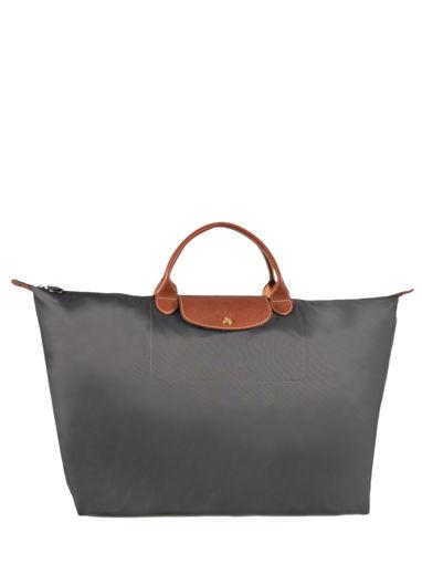 Longchamp Sacs de voyage Gris