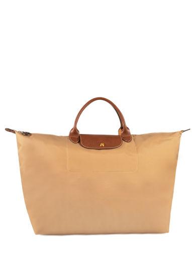 Longchamp Sacs de voyage Orange