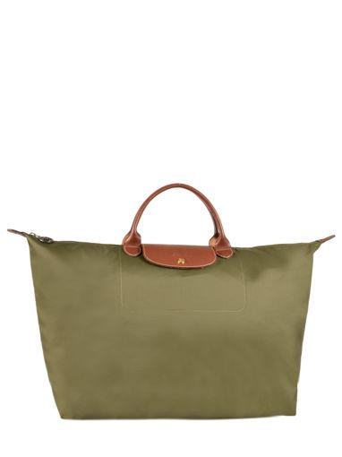 Longchamp Travel bag Green