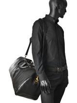 Travel Bag Gentleman Polo ralph lauren Black gentleman A92AL443-vue-porte