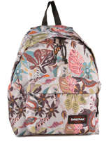 Sac A Dos Padded Pak'r 1 Compartiment A4 Eastpak Rose authentic 620