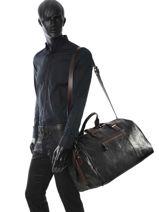 Travel bag-CHIARUGI-vue-porte