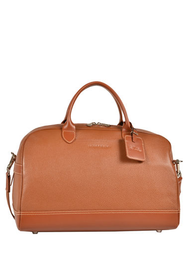 Longchamp Le foulonné Travel bag Brown