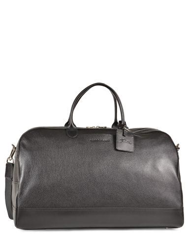 Longchamp Le foulonné Travel bag Black