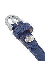 Longchamp Honoré 404 Ceinture Bleu-vue-porte
