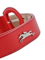 Longchamp Honoré 404 Belts Black-vue-porte