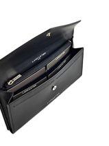 Wallet Leather Lancaster Black constance 137-08-vue-porte