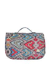 Beauty Case Roxy Multicolore luggage RJBL3075