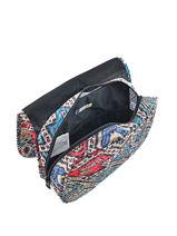 Beauty Case Roxy Multicolore luggage RJBL3075-vue-porte