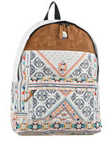 Sac à Dos 1 Compartiment Roxy Multicolore backpack RJBP3398