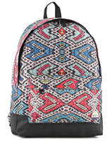 Backpack 1 Compartment Roxy Multicolor backpack RJBP3406