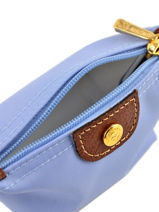 Longchamp Porte-monnaie Bleu-vue-porte