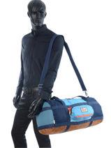 Sac De Voyage Luggage Quiksilver Bleu luggage QYBL3098-vue-porte