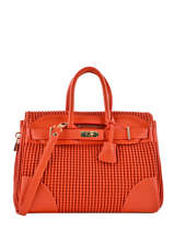 Shopping Bag Bryan Mac douglas Red bryan PYLAXSC