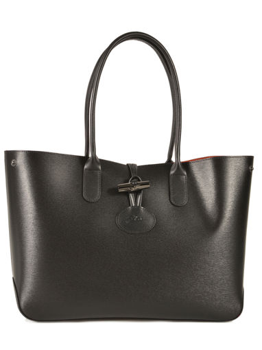 Longchamp Roseau Besaces Marron