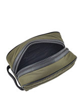 Toiletry Kit Polo ralph lauren Green alpine nylon bag A79XZ3SR-vue-porte
